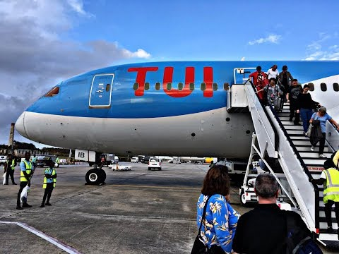 TRIP REPORT | TUI Airways UK | Boeing 787-8 | Manchester - Barbados