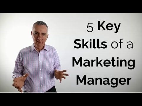 manage marketing