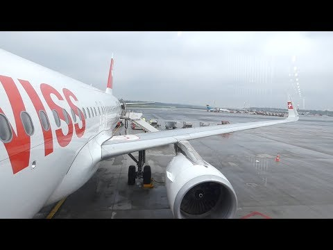 TRIP REPORT | BUSINESS CLASS | Swiss A320 Sharklets | Hamburg-Zürich | LX1051
