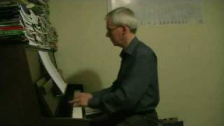 Pavan, The Earle of Salisbury by William Byrd - played on piano by Jim Paterson