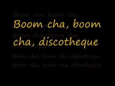 U2-Discotheque (Lyrics)