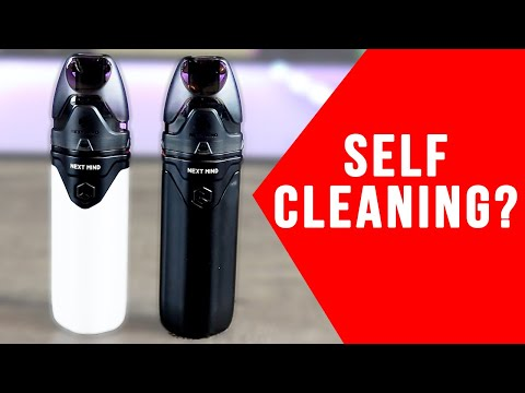 SELF-CLEANING?? The Next Mind CT1 Pod!