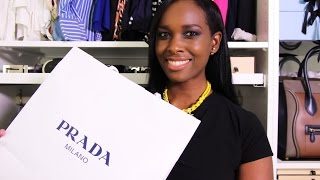 Huge Prada Shopping Haul | Prada Unboxing