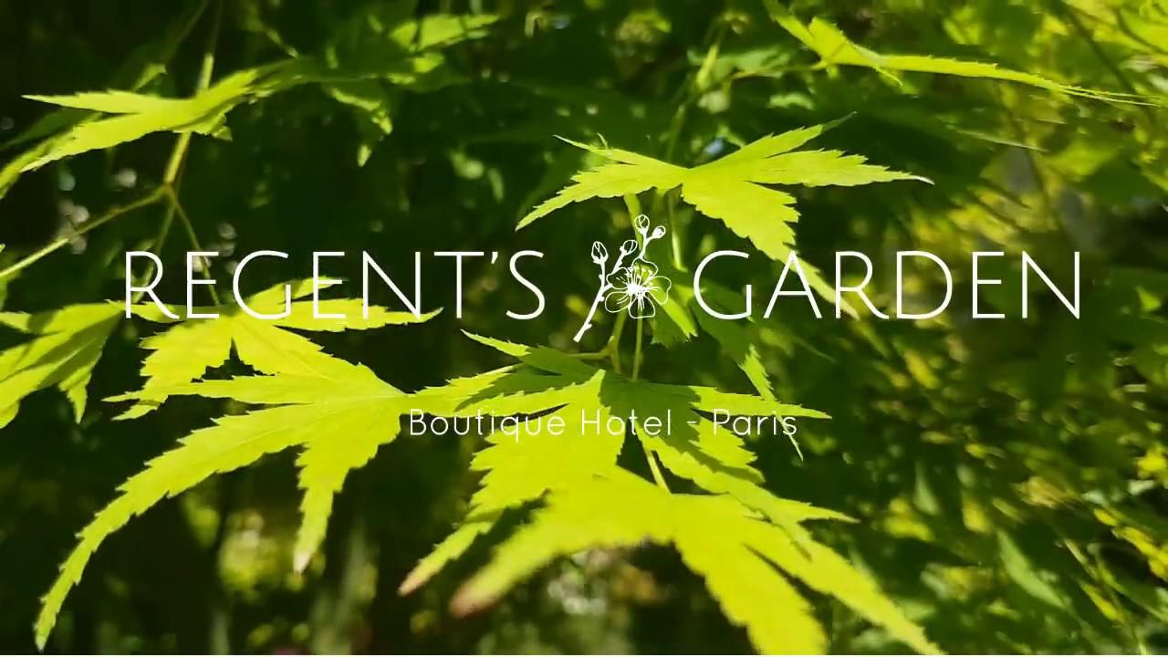 Découverte de l\'Hotel Regent\'s Garden - YouTube