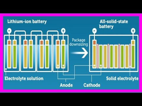 Breaking News | What is a solid-state battery? the benefits explained