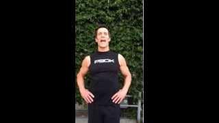 Tony Horton inviting YOU to Bakersfield California May 17