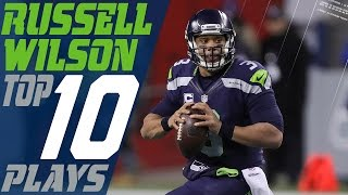 Russell Wilson's Top 10 Plays of the 2016 Season | Seattle Seahawks | NFL Highlights