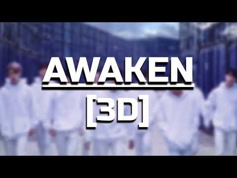 [3D AUDIO] STRAY KIDS - Awaken | Use Headphones/Earphones (DL IN DESC.)