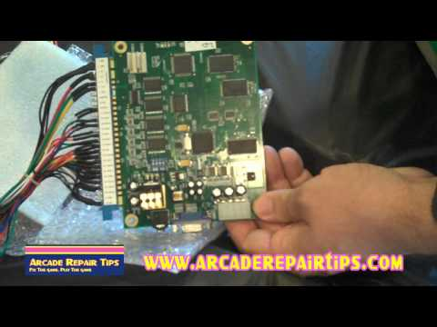 arcade repair tips - wiring an arcade cabinet using the jamma standard -  youtube  youtube