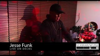 SCHWARZ & FUNK Live - Downtempo Chillout Session by Jesse Funk