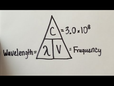 how-to:-find-wavelength-/-frequency-(easy-equation-w/-problems)