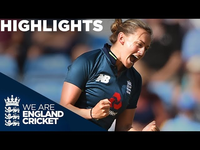 England Storm to Record Win In First Headingley ODI | England Women v New Zealand 2018 - Highlights