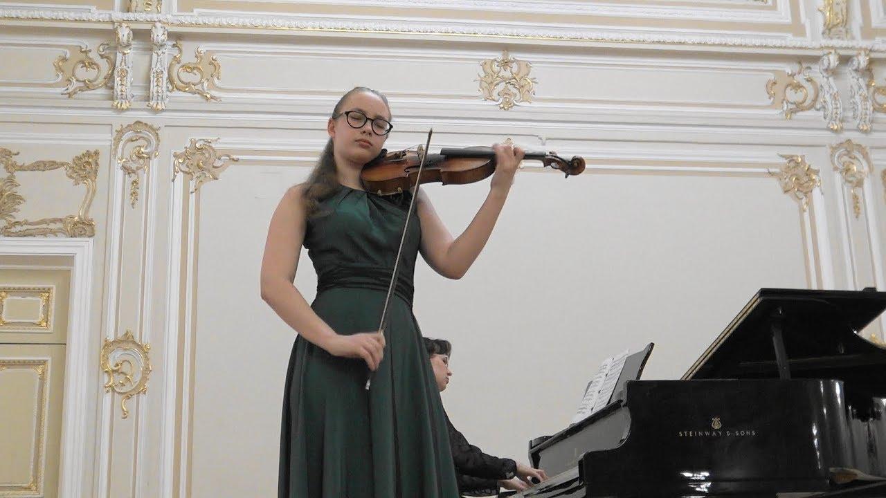 вьетан тарантелла ноты для скрипки