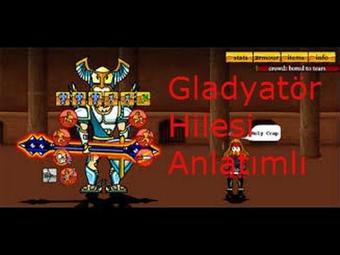 GLADYATÖR 2 HİLESİ (ANLATIMLI)