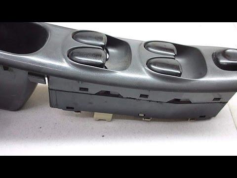 اصلاح  زراير الزجاج الكهرباء دايو لانوس fix car window control panel