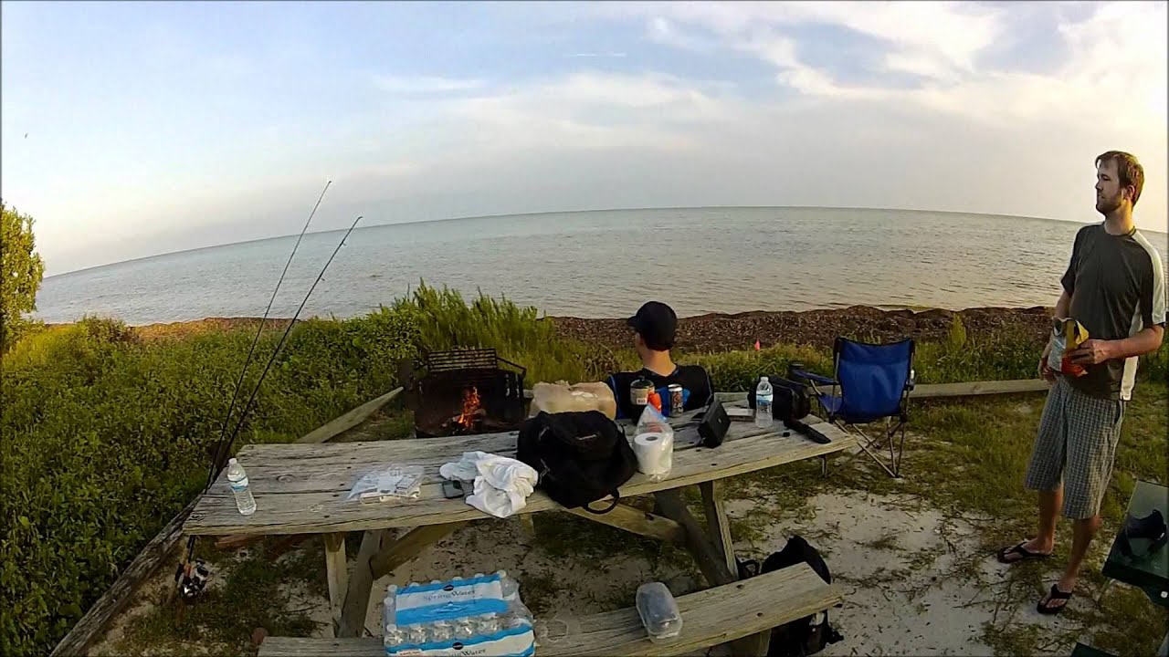 Long key state park beach camping 06292012 youtube sciox Choice Image