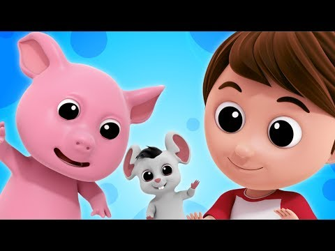 Jolly Good Fellow | Nursery Rhymes | 3D Songs | Video For Kids And Babies