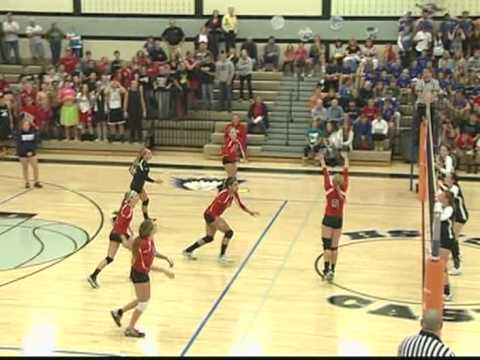 Armstrong Local Programming: Meadville vs Conneaut Girls High School Volleyball