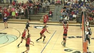 Armstrong Local Programming: Meadville vs Conneaut Girls High School Volleyball