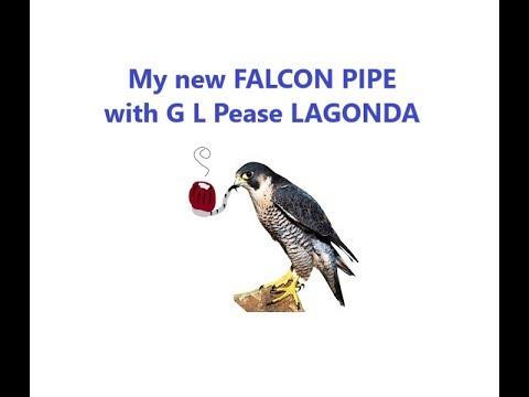 Falcon Pipe & G L Pease Lagonda review