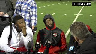 Johnnie Dixon, Parris Campbell, Dwayne Haskins: Ohio State football players preview Rose Bowl