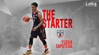 The Starter - Yudha Saputera, Student Athlete Basket ITHB