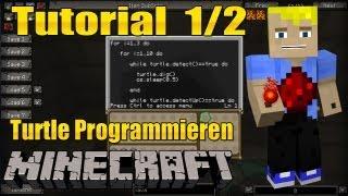 Turtle programmieren | Stripmineprogramm [1/2] - Minecraft Feed the Beast Tutorial