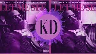 JUICY J \\ Let Me See ft. Kevin Gates & Lil Skies \\ Chopped & Screwed