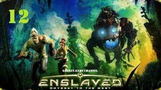 Enslaved.Odyssey to the West.12 серія.Глава 12.Дамба.