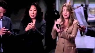 "Grey's Anatomy 8x22 ""Boards Results"""
