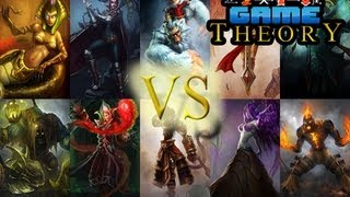 Repeat youtube video Game Theory: League of Legends, Champion Showdown