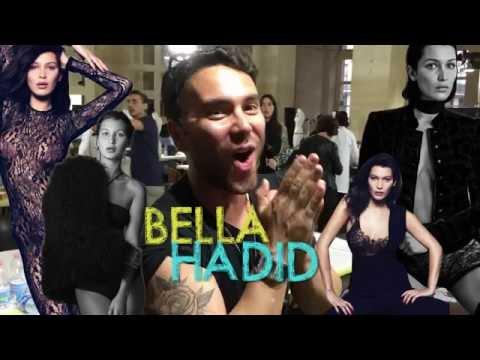 15 curiosidades de Bella Hadid   #HotelMazzafera