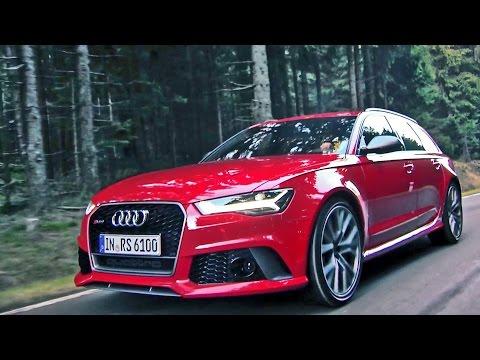 Audi RS6 Performance (2016) BMW M5 killer? [YOUCAR]