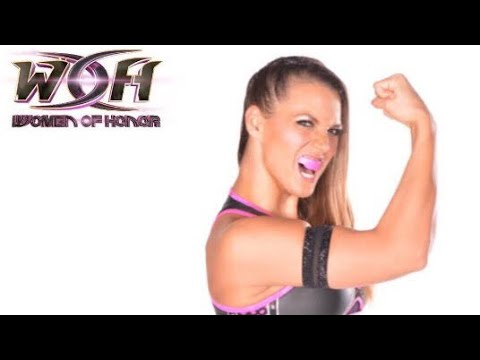 Kelly Klein (Women of Honor & Ring of Honor Superstar)