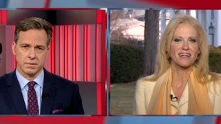 Kellyanne Conway's full interview with Jake Tapper thumbnail