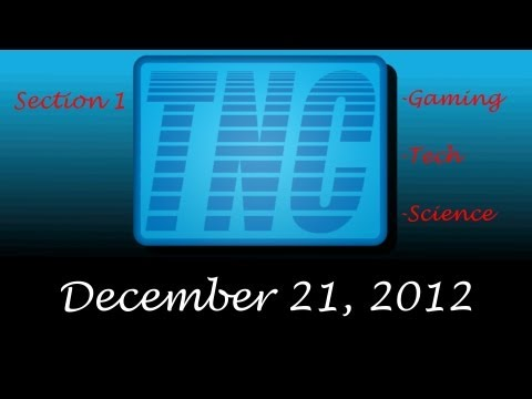The End of the World! - TNC for December 21, 2012 - Section 1 Part 1