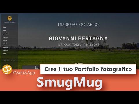 SmugMug - Portfolio Fotografico