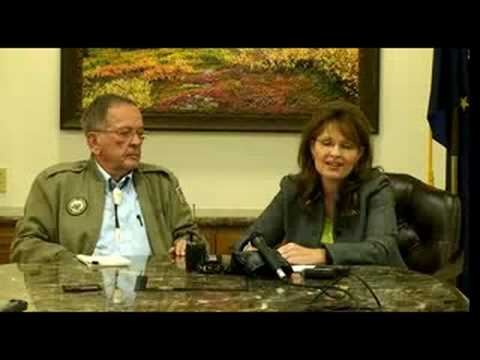 Senator Stevens Discusses Energy in Anchorage - Part 2