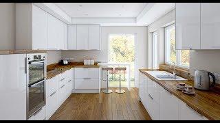 10 Top Interior Design Ideas for white Kitchen Cabinets