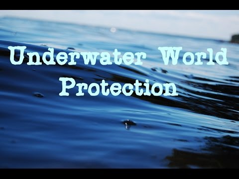 Underwater World Protection Meditation: increase immune protection