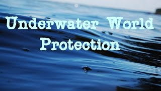 Gambar cover Underwater World Protection Meditation: increase immune protection
