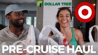 Pre-Cruise Shopping Haul At Target | $5 Tanks and Shirts!!!