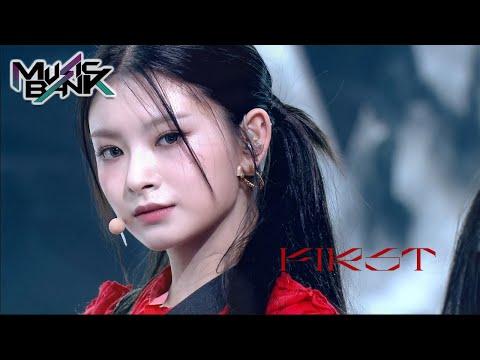 Download EVERGLOW(에버글로우) - FIRST (Music Bank)   KBS WORLD TV 210528