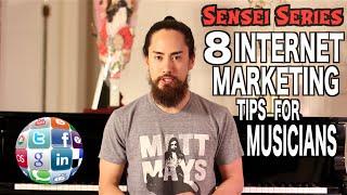 Internet Marketing For Musicians