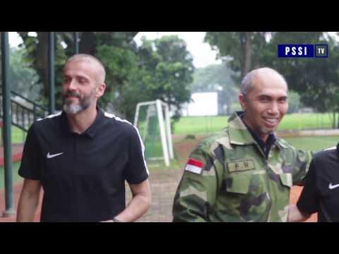 Persiapan Seleksi Tim Nasional Indonesia Tahap Pertama
