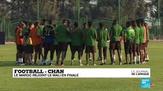 Football / CHAN 2021 : le Maroc rejoint le Mali en finale