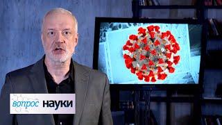 Коронавирус COVID-19 | Вопрос науки с Алексеем Семихатовым
