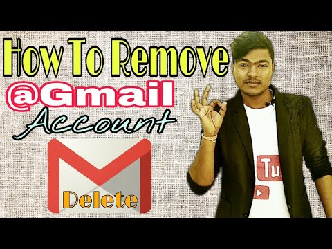 How To Sign Out (remove) Gmail Account From Gmail App In Android Phone