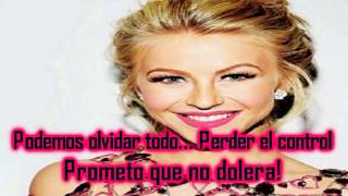 Is That So Wrong? - Julianne Hough (Español)*