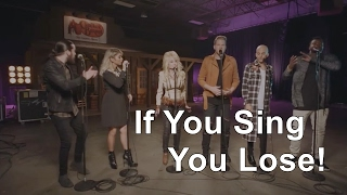 If You Sing You Lose - Pentatonix *HARD*